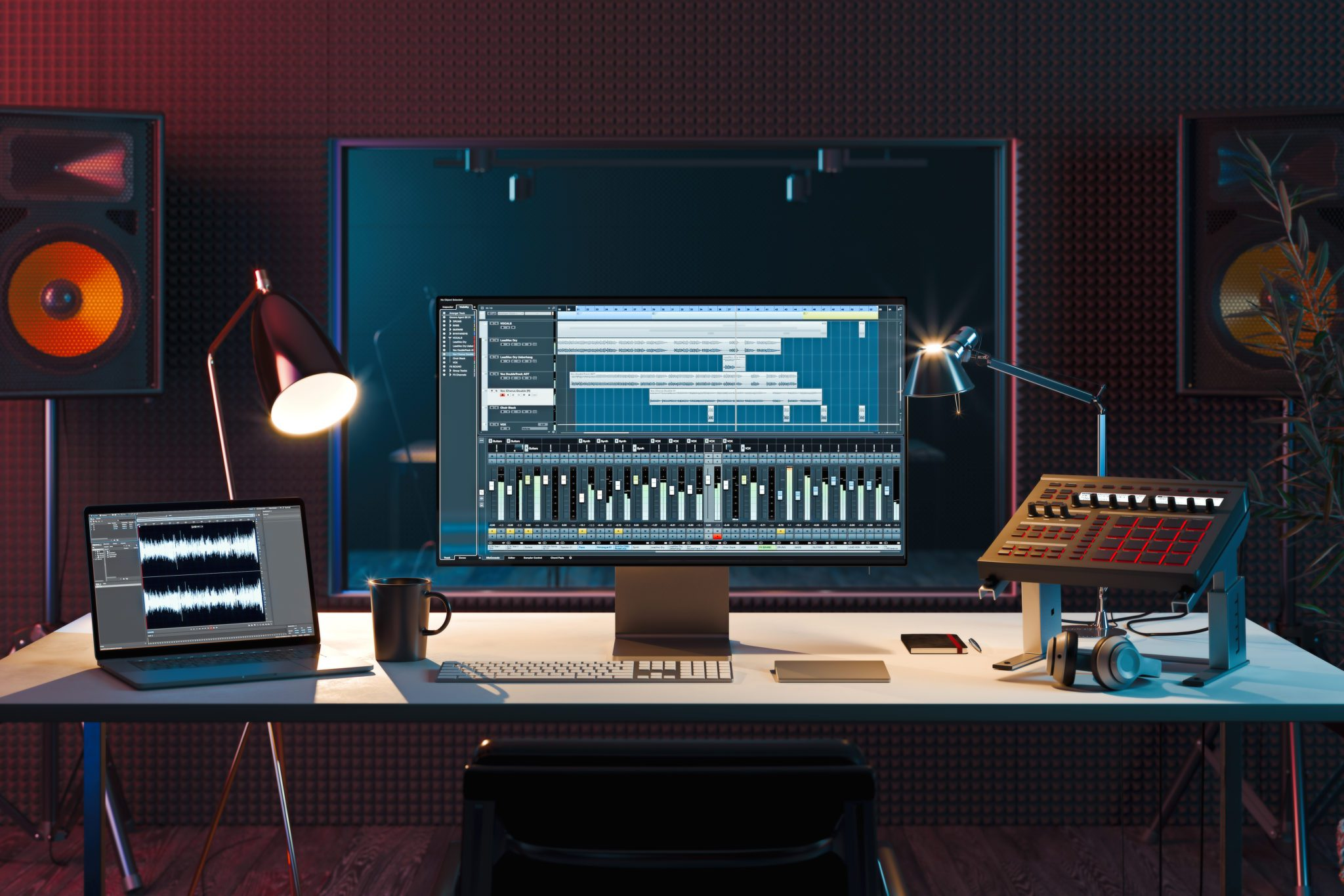 home studio démystifié