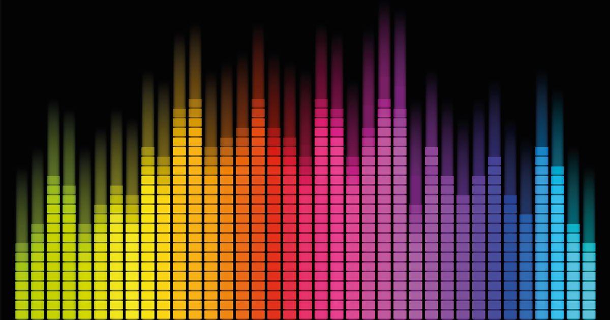 EQ balance tonale d'un mixage