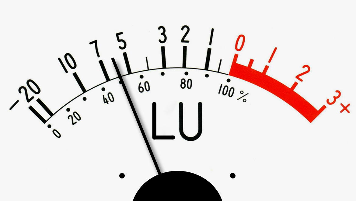 mesures et variations du loudness